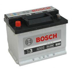 Bosch S3 autó akkumulátor