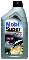 Mobil Super 2000 X1 10W-40 1L motorolaj
