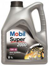 Mobil Super 2000 X1 10W-40 4L motorolaj