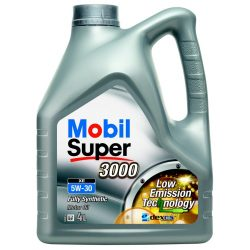 Mobil Super 3000 XE 5W-30 4L motorolaj
