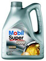 Mobil Super 3000 X1 5W-40 4L motorolaj