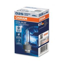Osram Xenarc Cool Blue Intense D2S Xenon 85V 35W +20% autó izzó - 66240CBI