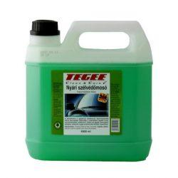 Tegee nyári szélvédőmosó folyadék - lime illattal (4L)