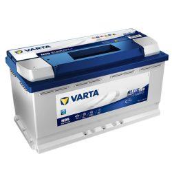 Varta Blue Dynamic EFB 12V 95Ah 850A Jobb+ autó akkumulátor - 595500