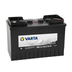 Varta Promotive Black 12v 110Ah teherautó akkumulátor - 610047