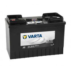 Varta Promotive Black 12v 125Ah teherautó akkumulátor - 625014
