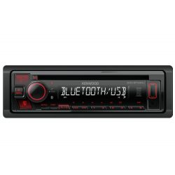 Kenwood KDC-BT440U CD/USB/BT autórádió