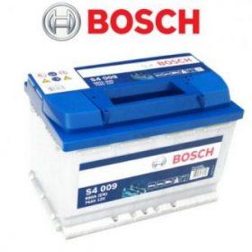 Bosch S4 autó akkumulátor